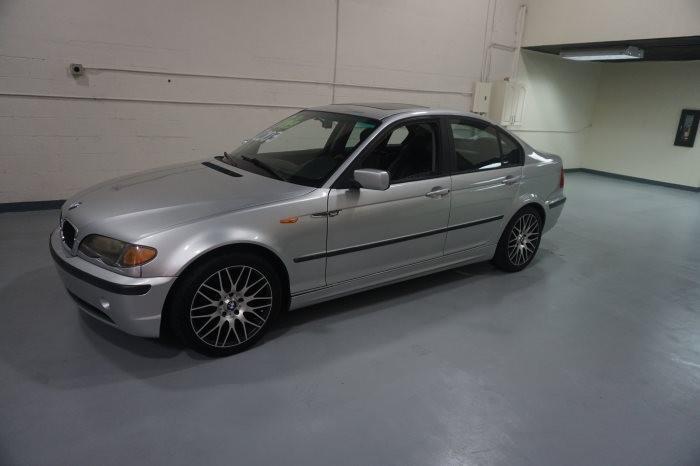 BMW I KB Auto - Bmw 325i 2002 price