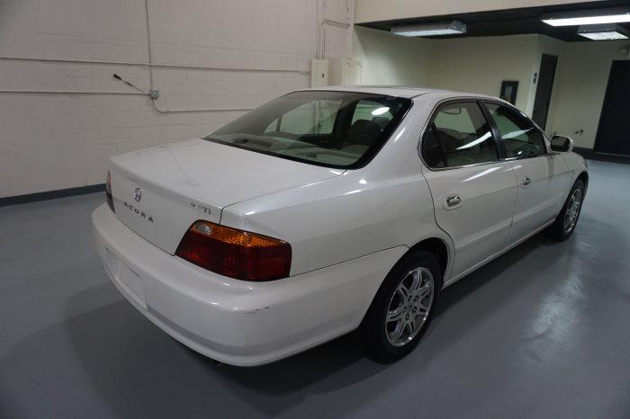 Accura Tl 2001 K Amp B Auto