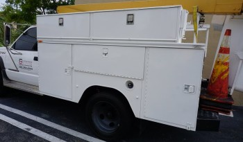 """GMC Sierra 3500 1993 """"Bucket Truck"""" full"""
