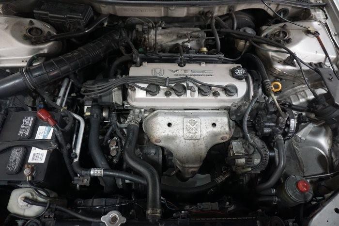 Honda Accord LX 1998 full