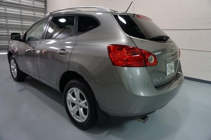 Nissan Rogue SL 2008 (SOLD) full