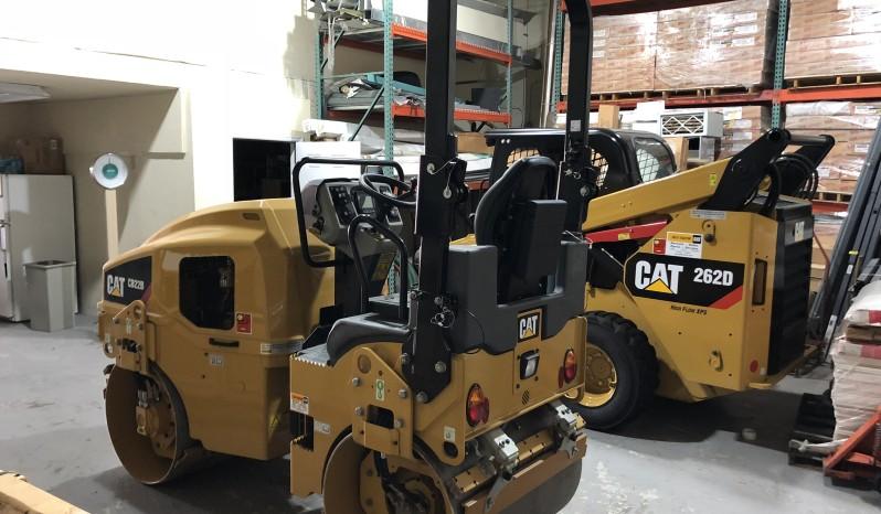 Caterpillar CB22B Ashpalt Roller NEW Only 120Hrs 2017 (sold) full