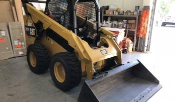 Caterpillar Skid Steer 262D Bobcat Tires 2017 full