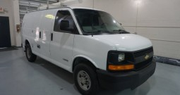 2006 Chevrolet Express 2500 Clean Title