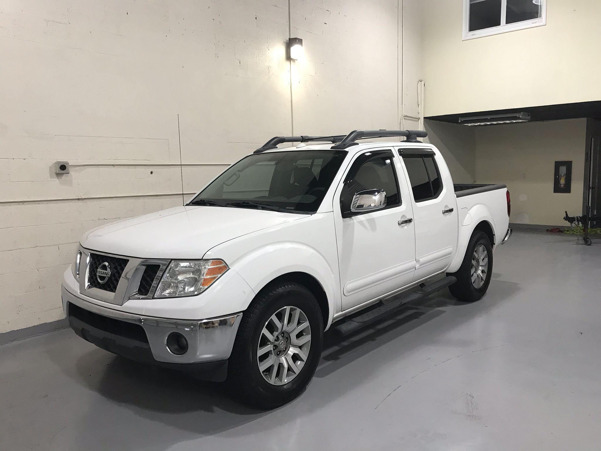 Nissan, Frontier, 2012 full